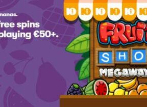 20 Free Spins for Playing £50 at 10Bet Casino
