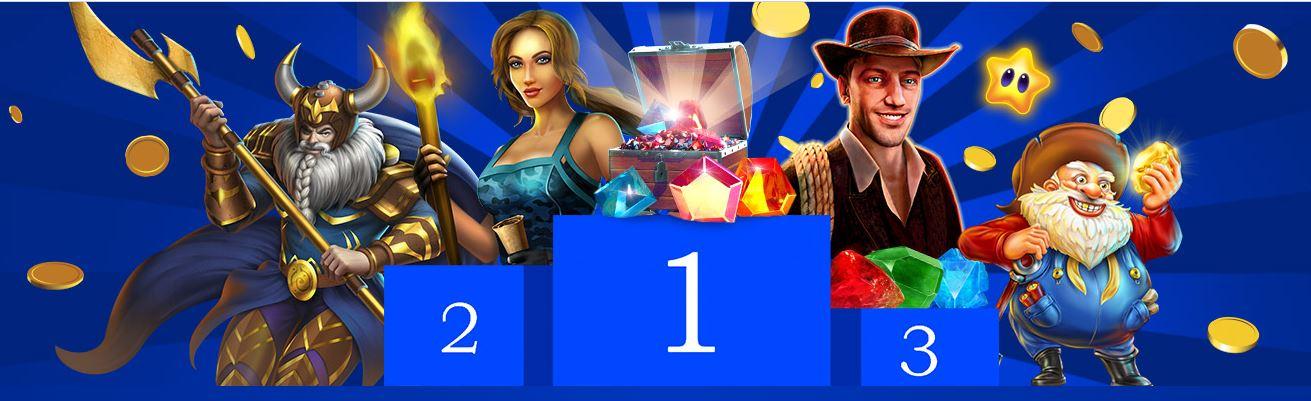 All British Casino Tournaments