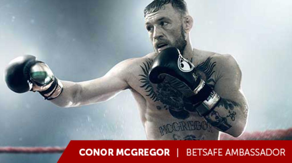 Betsafe Conor McGregor 1024x571