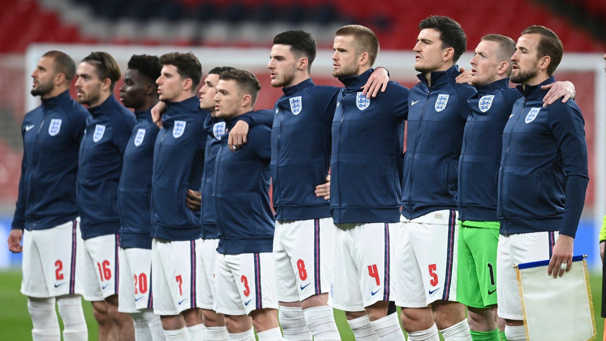 England and France Euro favs