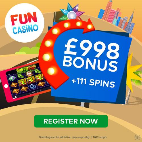 Casino Welcome Bonus Uk