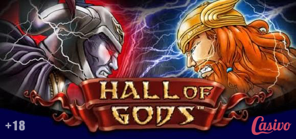 Hall of Gods with Rizk