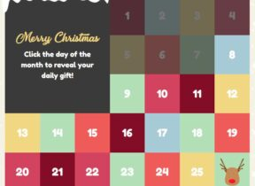 25 Days of Christmas Offers at Pots of Luck
