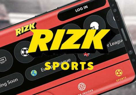 Spelutbud hos Rizk