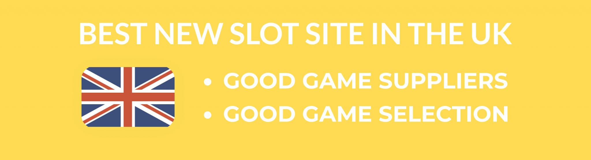 best new slot site uk
