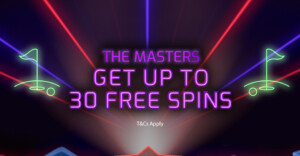 Betfred Masters Free Spins