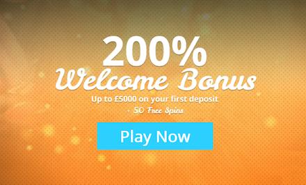 Bonus Casino 200