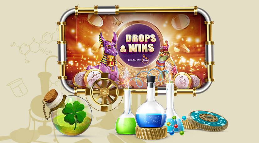drops and wins at casino labs