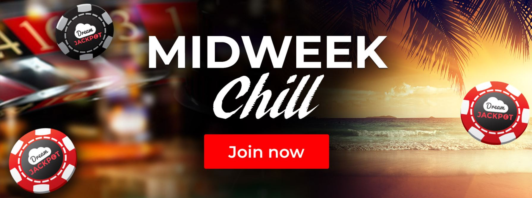 Enjoy A Midweek Chill At Dream Jackpot Casivo Uk
