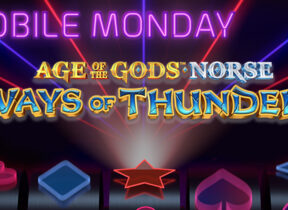 Enjoy Mobile Monday at Betfred Casino