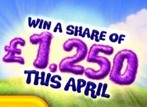 Win a Share of £1,250 at Star Slots