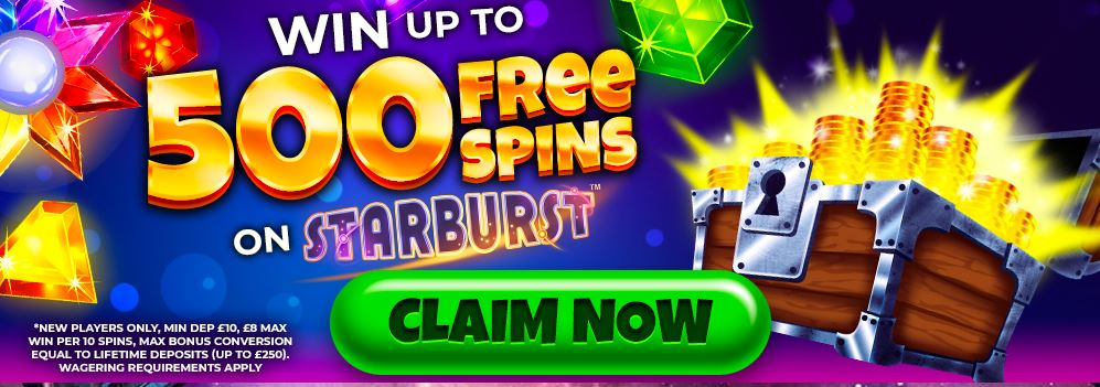 star slots welcome bonus