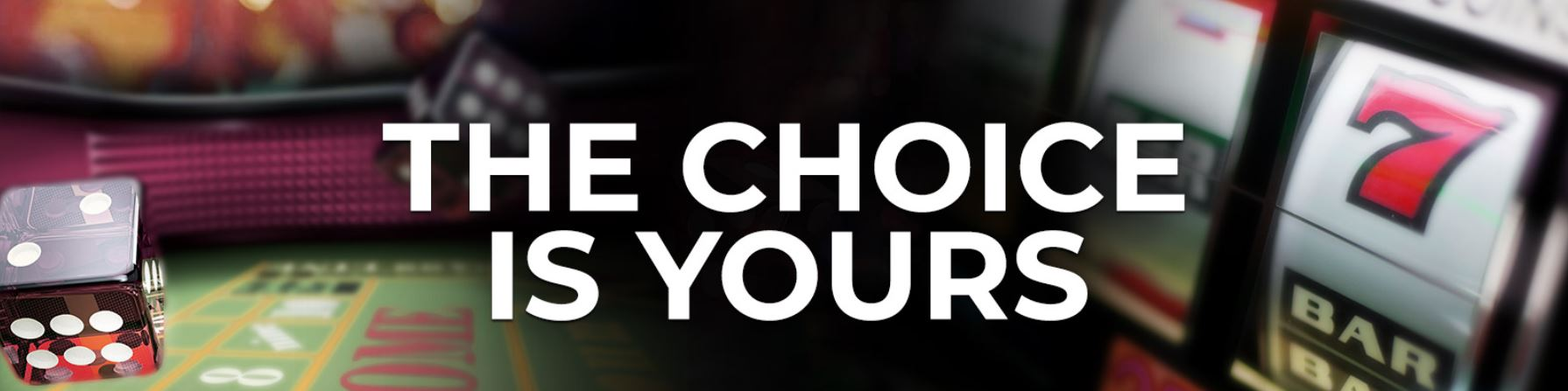 the choice is yours casivo