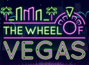 The Wheel of Vegas at Mr Vegas
