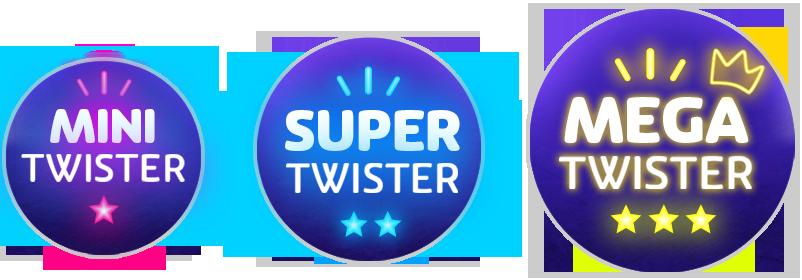 Twister Logos