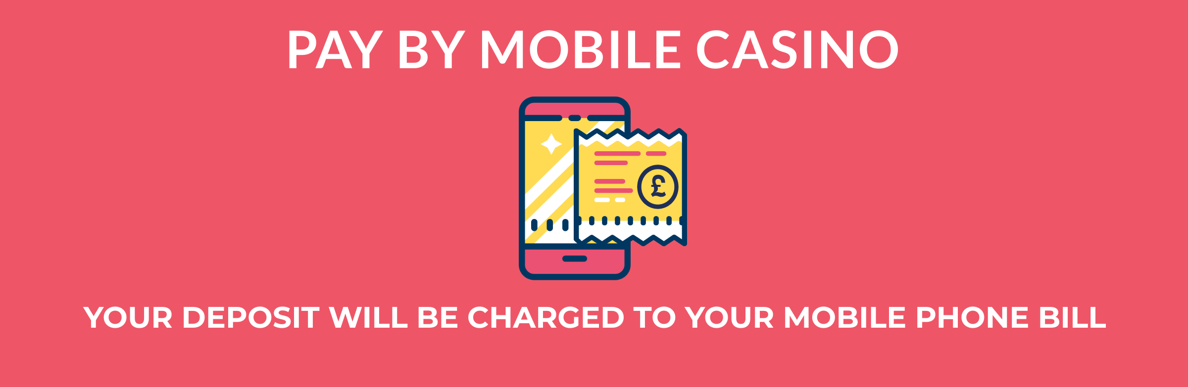 Casino Pay By Mobile